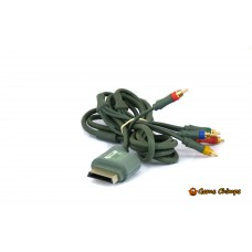 HD Component AV Video and Audio Cable Lead for Xbox 360 Console