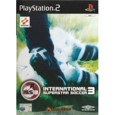 International Superstar Soccer 3 (PS2)